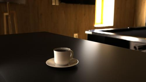 Coffee Cup Render